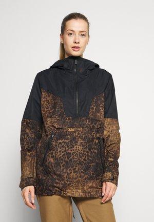 MIRROR  - Snowboard jacket - brown
