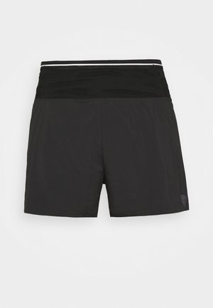 DNA SPLIT SHORTS - Sports shorts - black out