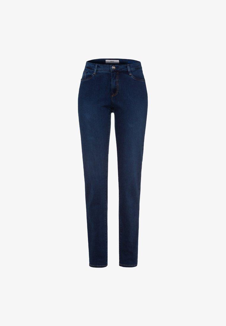 BRAX STYLE MARY - Jeans Slim Fit - dark blue/dunkelblau 4reH63