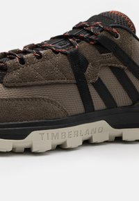 Timberland - TREELINE MOUNTAIN RUNNER - Sneakers - medium grey/black - 5
