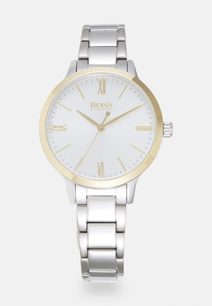 FAITH - Watch - silver-coloured/white