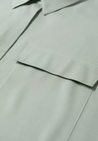 Mango - MARITA - Button-down blouse - vert d´eau - 2
