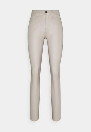 JDYNEWTHUNDER HIGH - Trousers - chateau gray