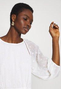 Stevie May - ARDEN MINI DRESS - Day dress - white - 4