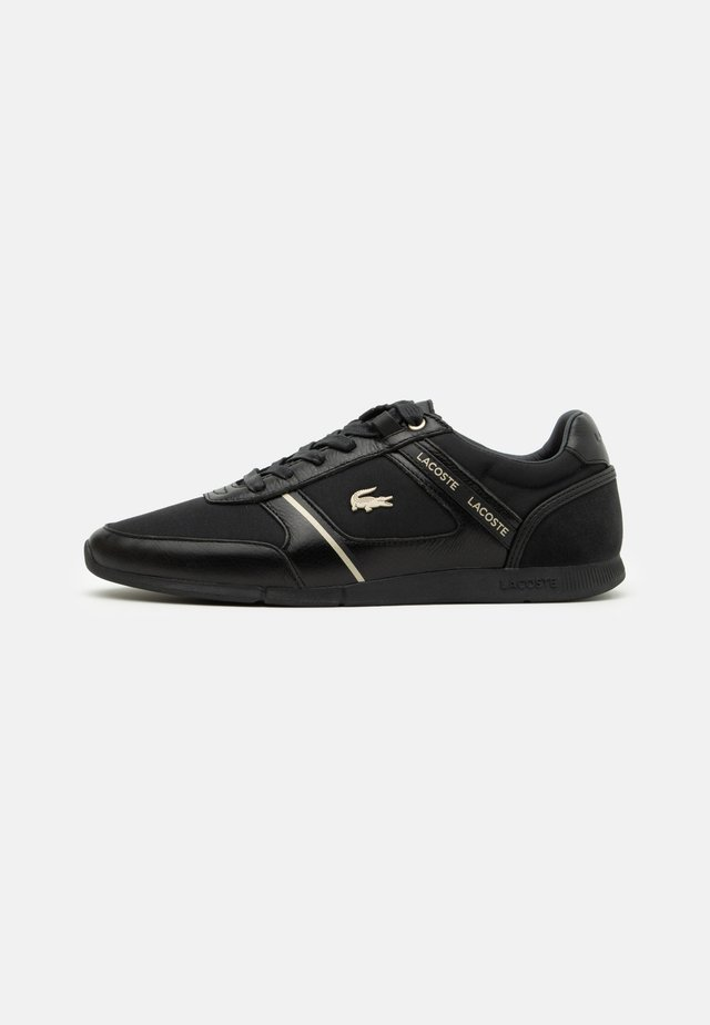 MENERVA - Trainers - black/dark grey