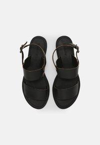 Timberland - CAROLISTA SLINGBACK - Sandals - black - 4