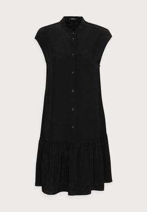 WILOSE - Shirt dress - black