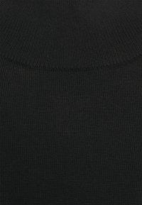 Kaffe - EVA ASTRID DRESS - Robe pull - black deep - 2