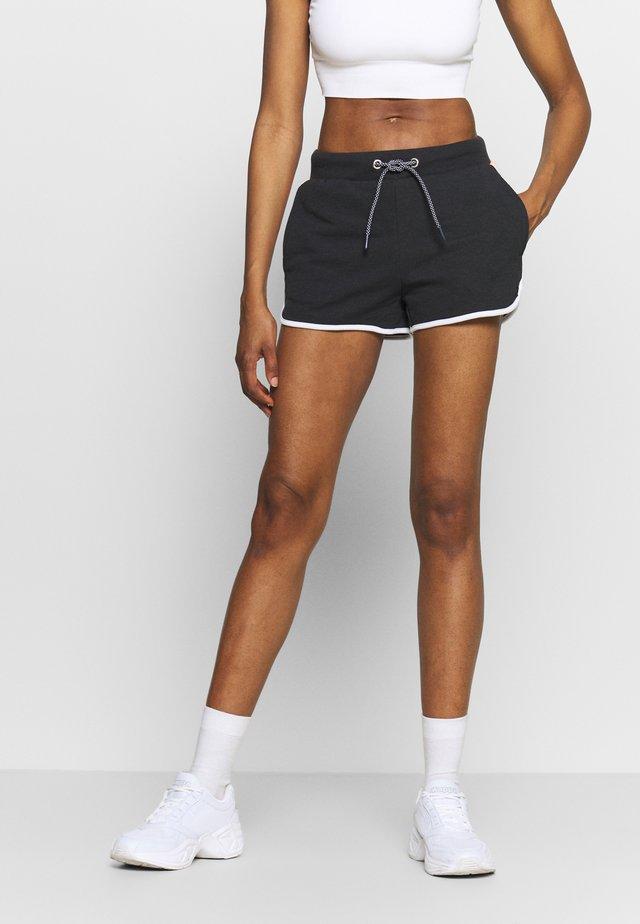 ONPMANOLA SHORTS - Sports shorts - blue graphite/white