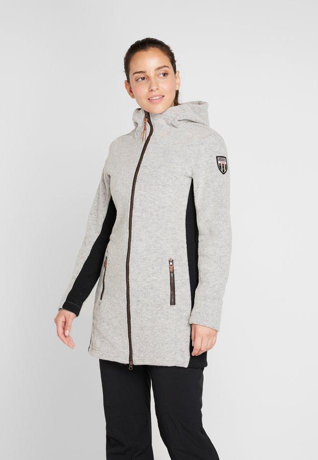 GEORGIA - Fleece jacket - grey