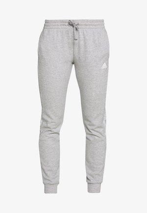 BLOCK PANT - Tracksuit bottoms - grey