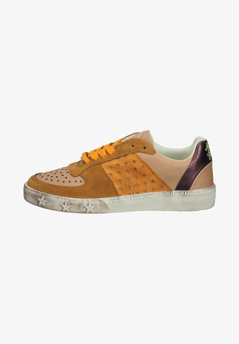 Scotch & Soda - Sneakers laag - brown multi
