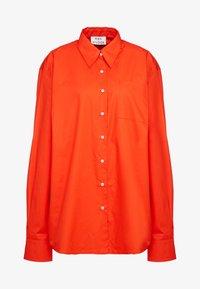 Rika - BLAZE  - Button-down blouse - orange - 3