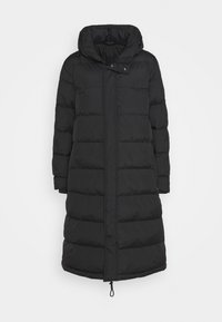 JOLENE - Zimní kabát - black