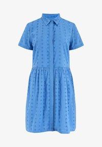 Sugarhill Brighton - KEELEY BRODERIE - Shirt dress - blue - 3