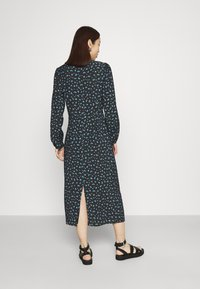 EDITED - NORA DRESS - Day dress - schwarz/blau - 2