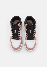 Champion - MID CUT SHOE REBOUND 2.0  - Basketball shoes - pink/white/black - 3