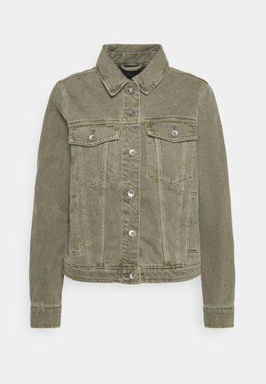 Džínová bunda - khaki