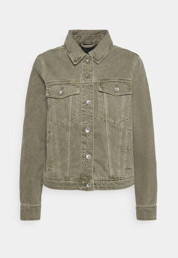 Jeansjakke - khaki