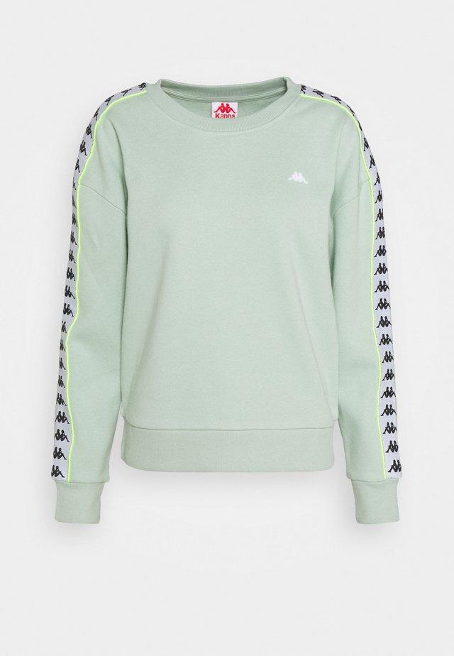 HANKA - Sweater - surf spray