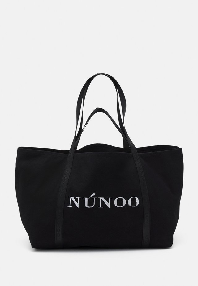 BIG BAG - Shopping bag - black
