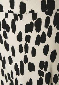 Marks & Spencer London - SKATER - A-line skirt - black - 2
