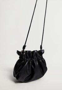 Mango - DAMMIE - Across body bag - black - 1