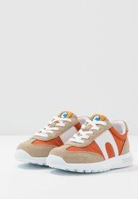 Camper - DRIFTIE - Trainers - beige/orange - 3
