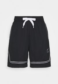 Nike Performance - FLY CROSSOVER SHORT - Sports shorts - black/white - 6