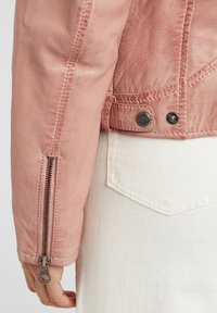 Gipsy - ABBY - Leather jacket - rose - 4