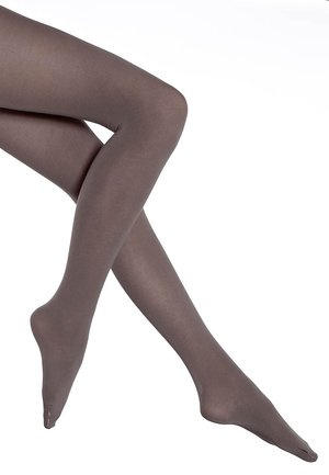 COTTON TOUCH - Tights - mud