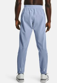 Under Armour - OUTRUN THE STORM - Trousers - washed blue - 2