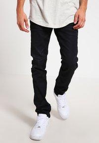 Jack & Jones - JJITIM JJORIGINAL  - Slim fit jeans - blue denim - 0