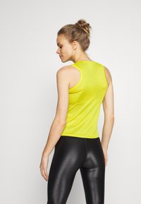 Craft - UNTMD SINGLET  - Top - yellow - 2