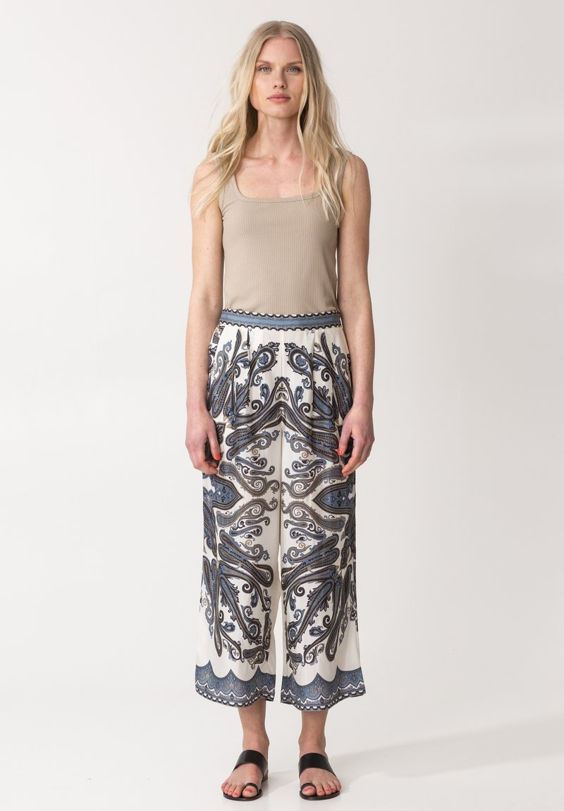 Indiska - Trousers - blue