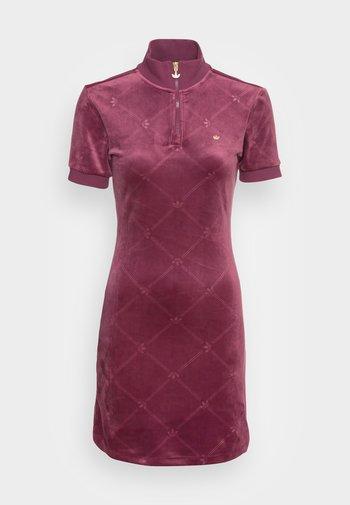 DRESS - Shift dress - victory crimson