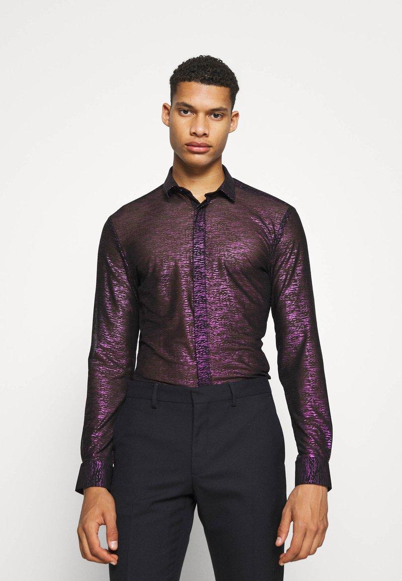 Twisted Tailor - HERBIN SHIRT - Košile - hot pink