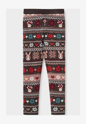Leggings - Trousers - multi-colored