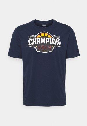 CREWNECK - T-shirt con stampa - dark blue