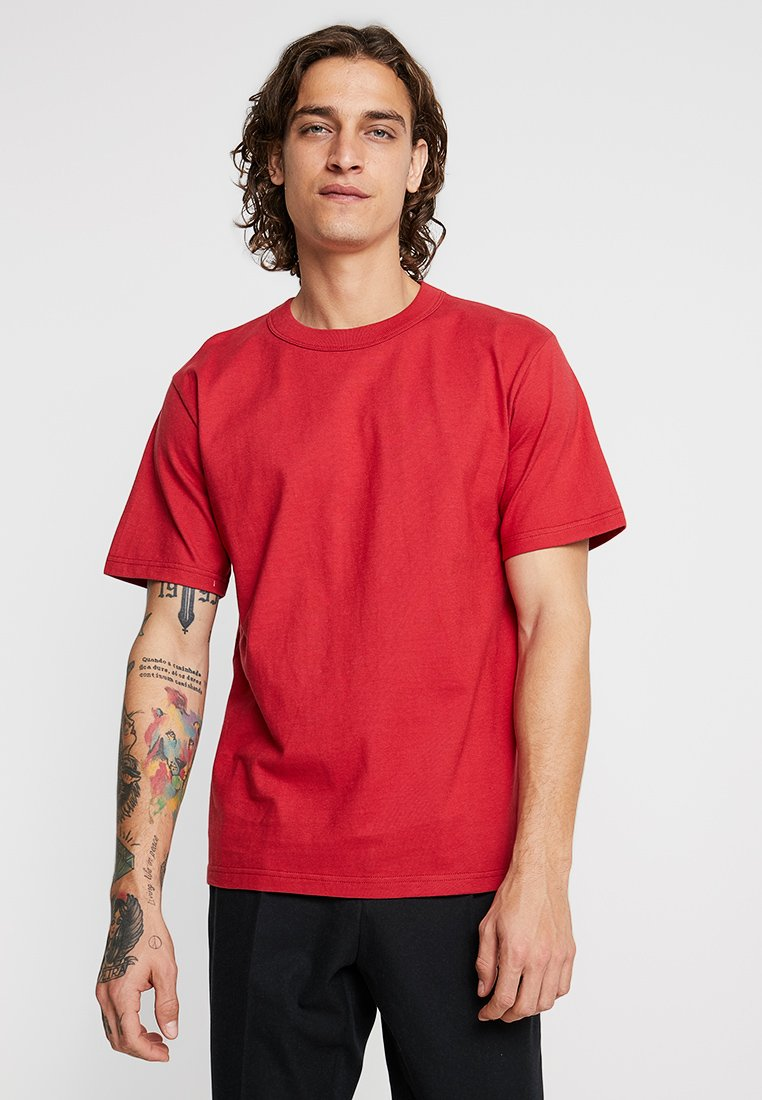 Armor lux - CALLAC - T-Shirt basic - vernis