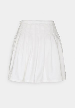 TENNIS SKIRT - Minijupe - white