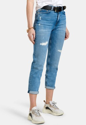 NORA DENIM - Slim fit jeans - blue