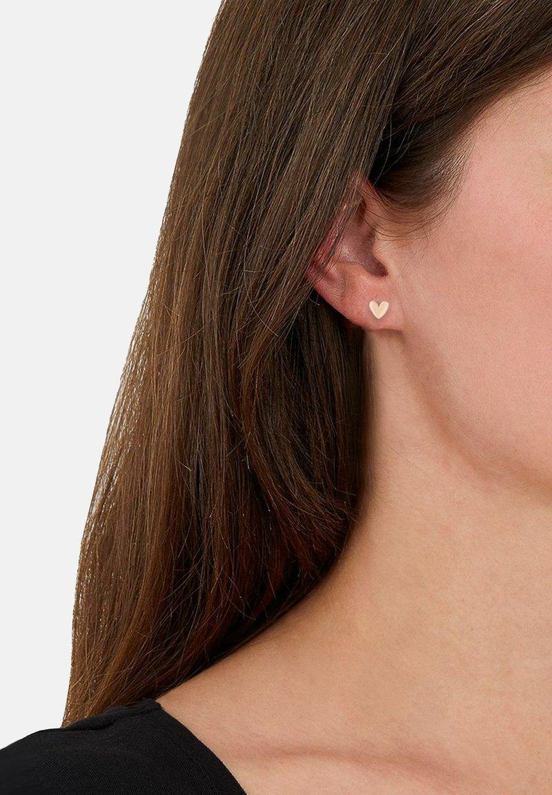 s.Oliver - Earrings - rosefarben
