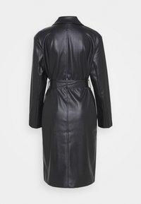 ONLY - ONLTRILLION BELT COATIGAN - Classic coat - black - 1