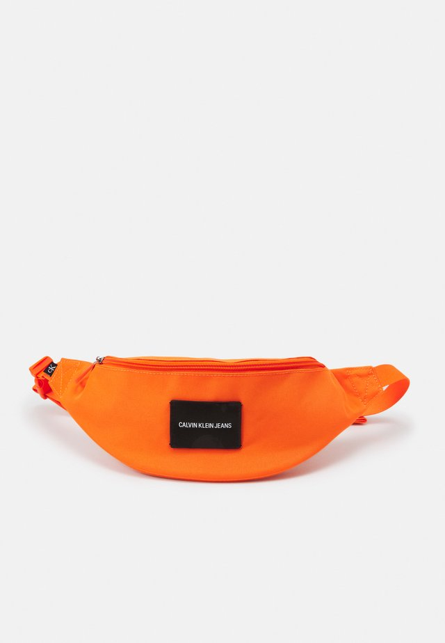 WAISTBAG UNISEX - Ledvinka - vivid orange