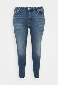Tommy Jeans Curve - SYLVIA - Skinny-Farkut - dark blue - 3