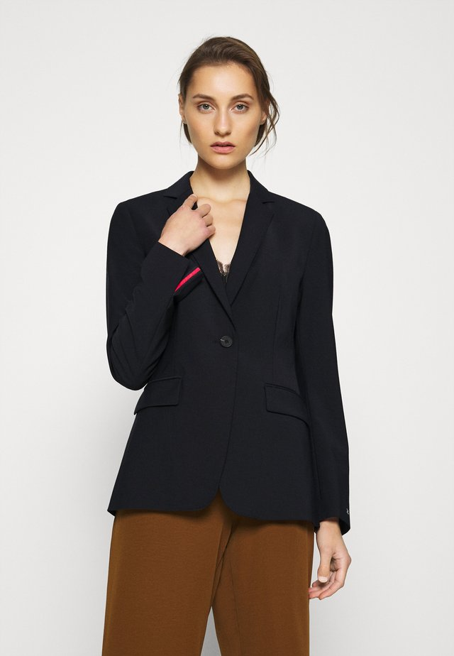 BISTRETCH COOL - Blazer - desert sky