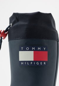 Tommy Hilfiger - Botas de agua - blue - 2