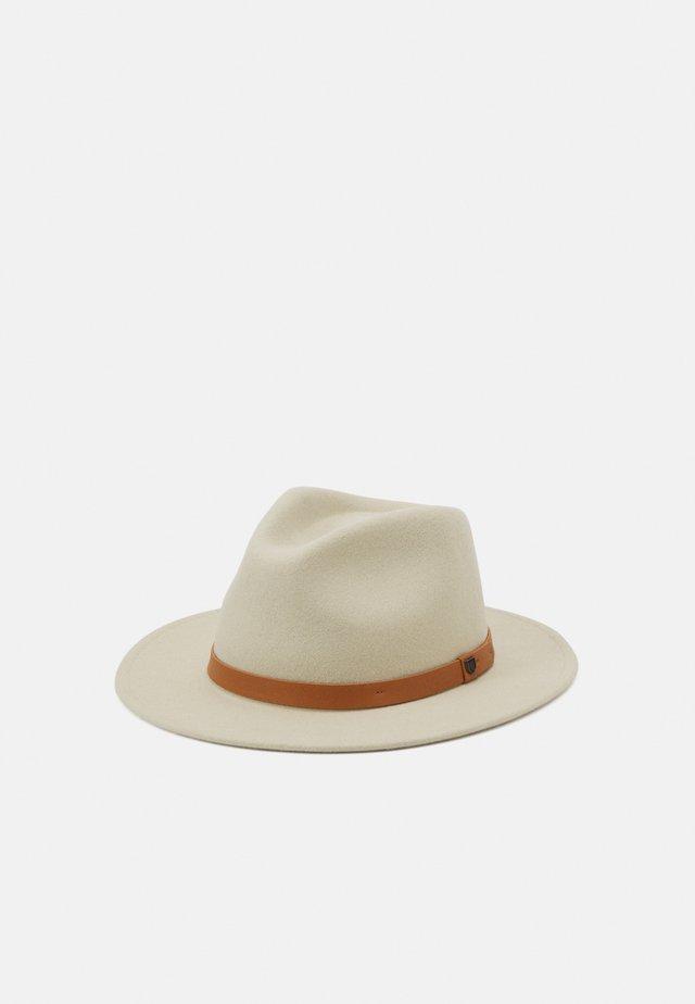 MESSER FEDORA UNISEX - Hatt - off white