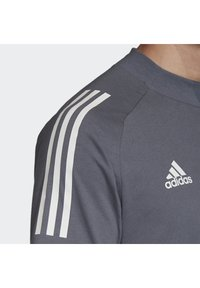adidas Performance - DEUTSCHLAND DFB TEE - Print T-shirt - onix - 5